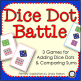 Dice Dot Addition Battle