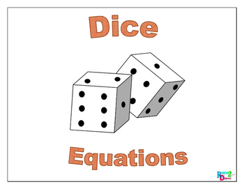 Dice Equations