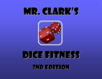 Dice Fitness 2nd Edition