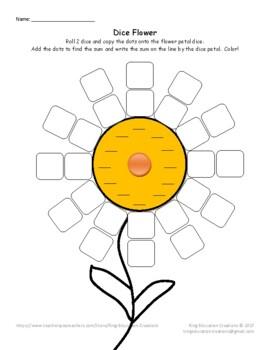 Dice Flower