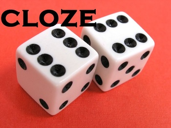Dice Game- Comprehensible Input