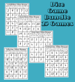 Dice Game Huge Bundle (23 GAMES)