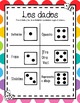 Dice Game for Any Vocabulary (2 versions)