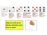 Dice Game for New Vocabulary