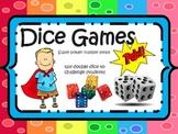 Dice Games!!