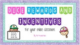 Dice: Speech, Colors, Letters, Numbers, Vocabulary, story