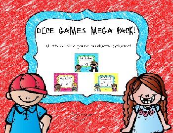 Dice Games Mega Pack!