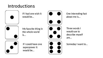 Dice Games/Questions