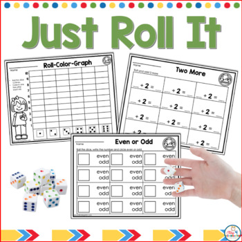 dice games for math