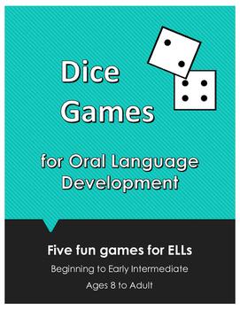 Dice Games for Oral Language Development