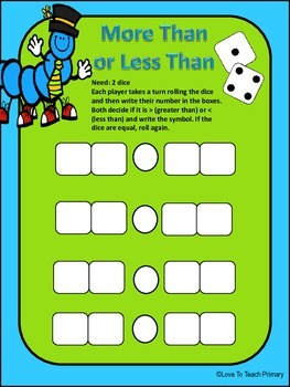 April Math and Literacy