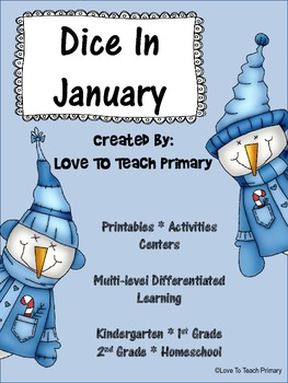 January Math and Literacy