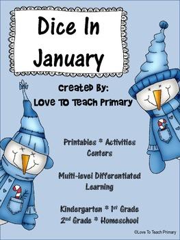 January Math and Literacy