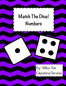 Dice Match the Number