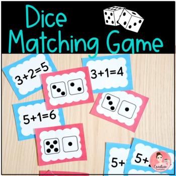 Dice Matching Game!