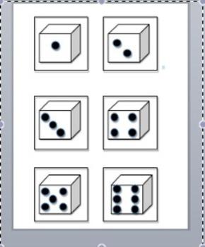 Dice Matching Game