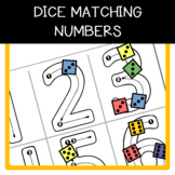 Dice Matching Numbers