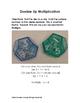 Dice Math: Using dice to make math fun.