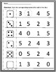 Dice Numeral Match