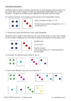 Dice Pattern Activities