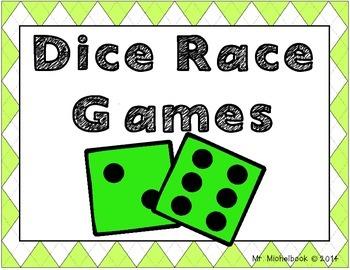 Dice Race Games