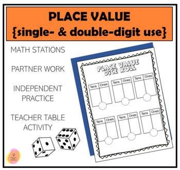 Dice Roll Place Value