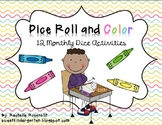 Dice Roll and Color Math Games