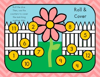 Dice Roll and Cover Spring