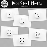 Dice Stock Photo Bundle