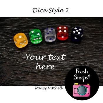 Dice Style 2