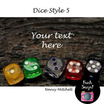 Dice Style 5