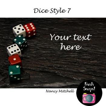 Dice Style 7