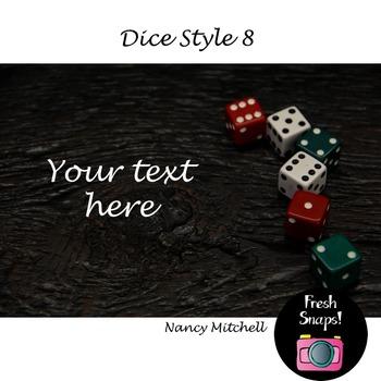 Dice Style 8