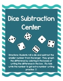 Dice Subtraction