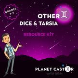 Dice & Tarsia Kit | Assess Knowledge, Skills & Understandi