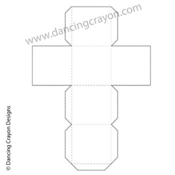 Dice Clip Art / Blank Dice Template