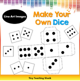 Dice Template - Make Your Own Dice