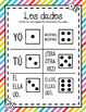 Dice Verb Conjugation Game for Any Tense