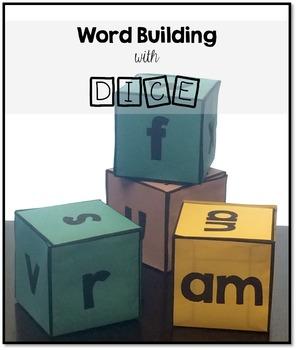 Dice Word Building