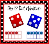 Dice and Dot Addition - A Lesson in Number Sense