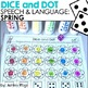 Dice and Dot for Speech and Language: Seasons Bundle