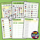 Dice game to teach French/FFL/FSL: Printemps/Spring