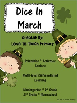 March Math and Literacy