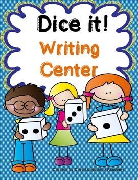 Dice it ~ Writing Center