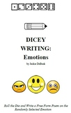 Dicey Writing: Emotions