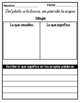 Dichos en Español