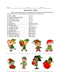 Dichotomous Key - Elf Style