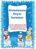 Dichotomous Key To Snowmen!