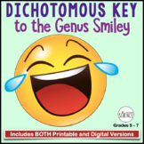 Dichotomous Key Activity   Printable and Digital Distance Learning