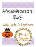Dichotomous Key with Jack-O-Lanterns